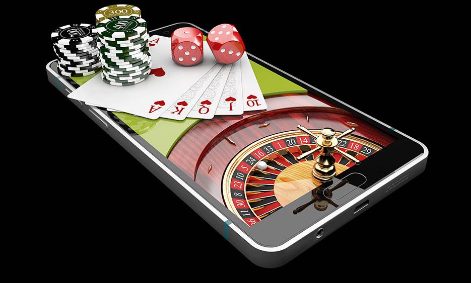 Онлайн казино на мобильный