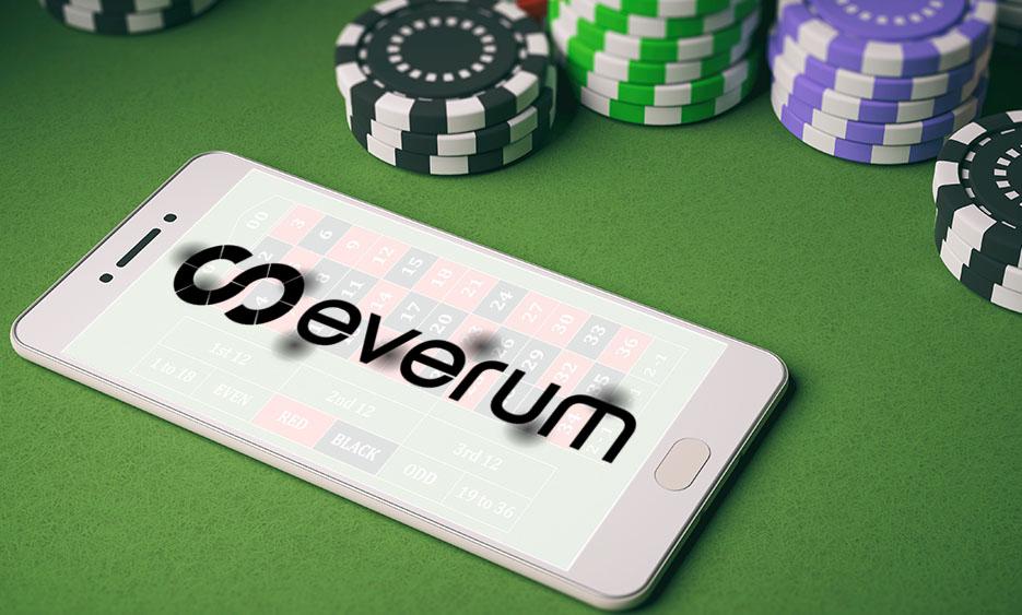 Everum Casino на мобильный телефон