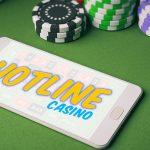 Hotline Casino на мобильный